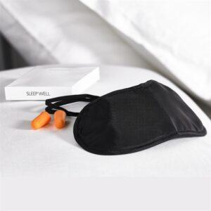 Eye Mask & Ear Plug Sets