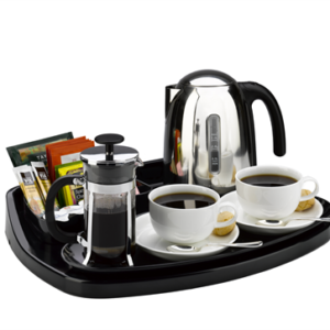 Regal Welcome Tray Set including Kettle