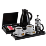 Avantgarde Welcome Tray Set including Kettle